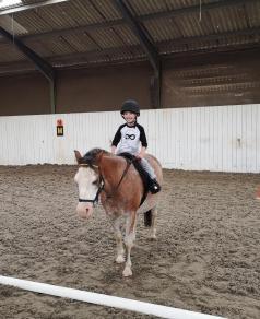 F_Horseriding 10 months postop